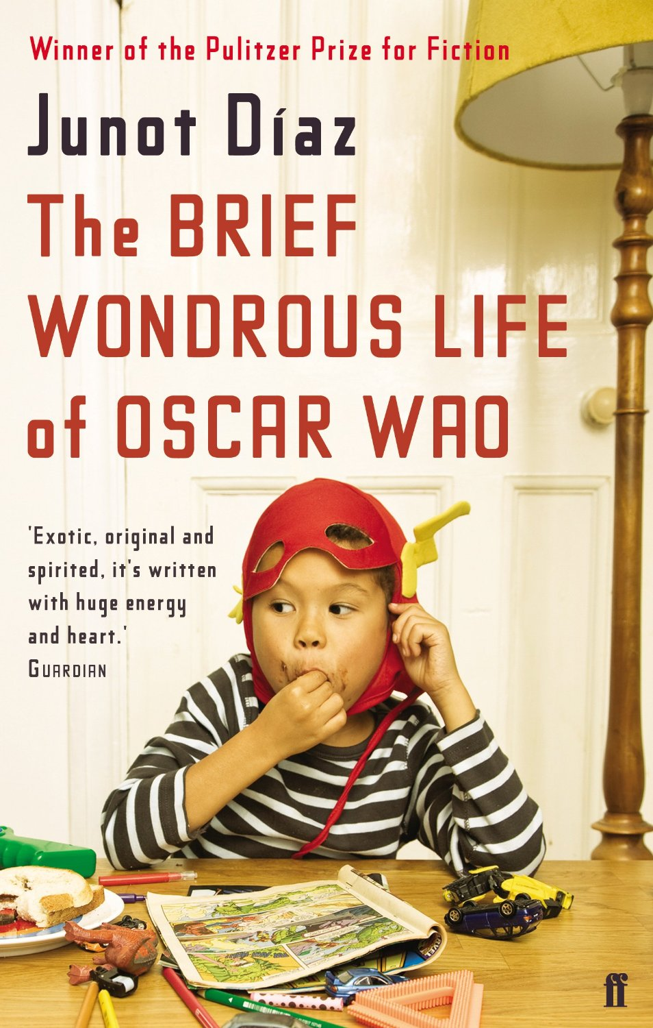a review of the brief wondrous life of oscar wao a novel by junot daz Our reading guide for the brief wondrous life of oscar wao by junot diaz includes a book club discussion guide, book review, plot summary-synopsis and author bio.