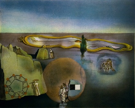 Salvador Dali Essential Time