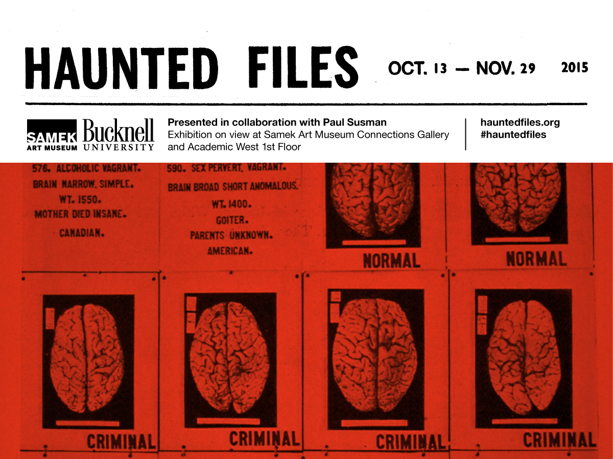 Haunted Files: The Eugenics Record Office