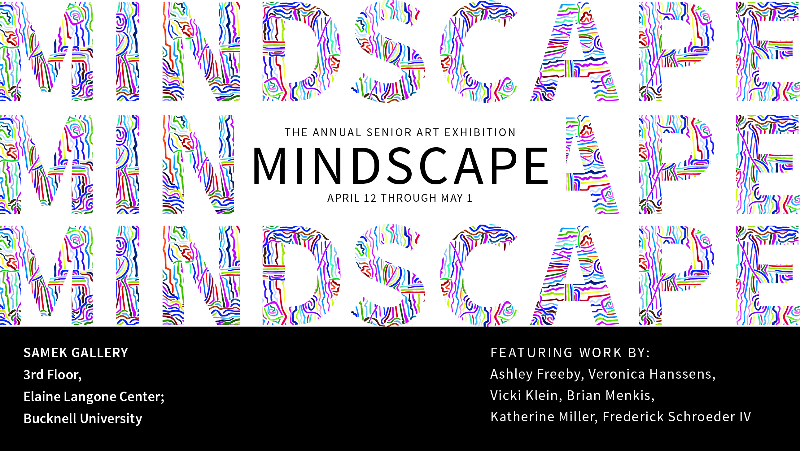 Mindscape: The Annual Senior Student Art Exhibition