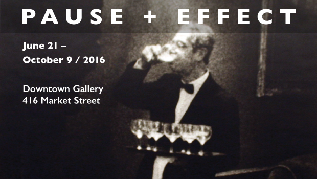 Pause and Effect: Opening + Curatorial Talk 6.24